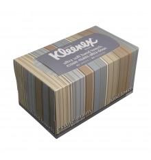 Zložene papirnate brisače Kleenex Ultra Soft v prenosni embalaži